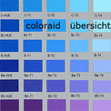 ColorAid - Liste